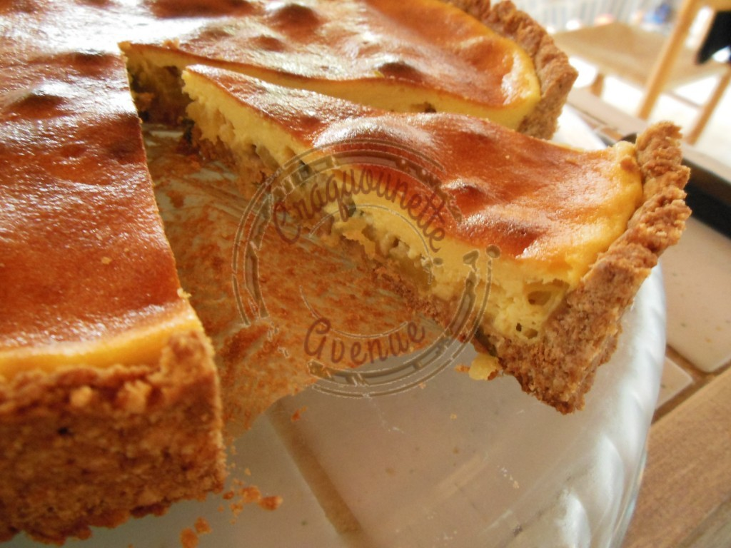 Cheesecake ananas basilic 16.08 (5)