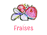 Fraises