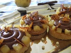 Sablé poire cassis chocolat W. Curley 11.10 (2)