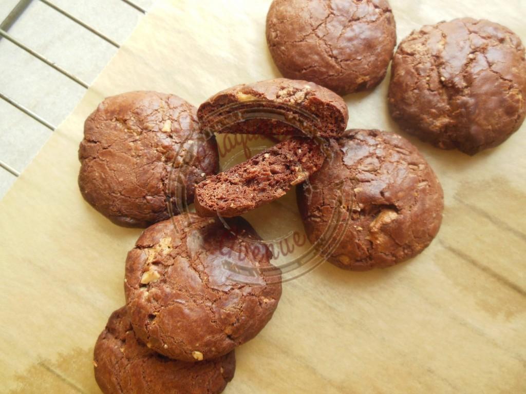 Cookie malteser lait concentré Jamie Oliver 19.10 (1)