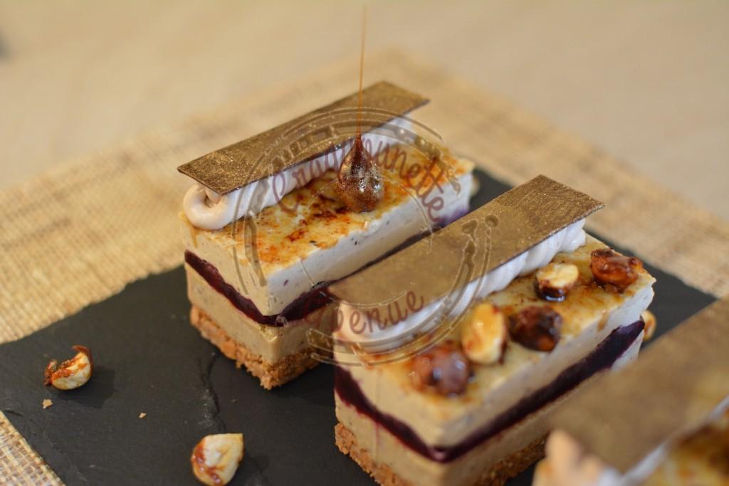Douceur des bois revisité noisette-fruits rouges 11.11.15 (2)