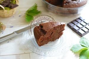 Gâteau au yaourt et chocolat de P.C. (3)