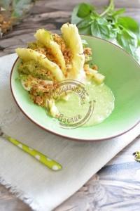 Assiette ananas basilic pistache revisité (9)