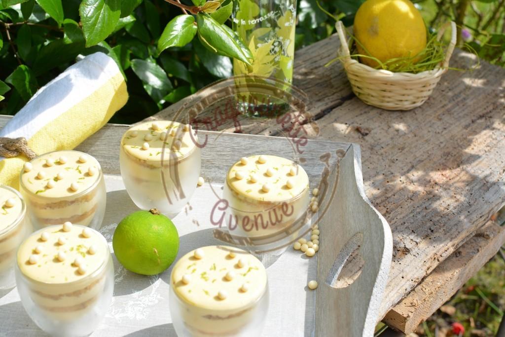 Tiramissu citron