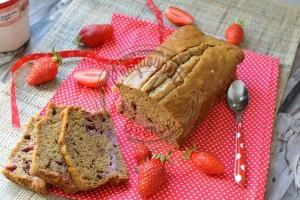 Cake aux fraises 3.05.16 (3)