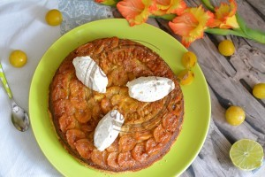 Mon gâteau tatin aux mirabelles 29.08 (3)