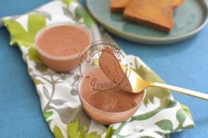 Soufflés glacé au chocolat